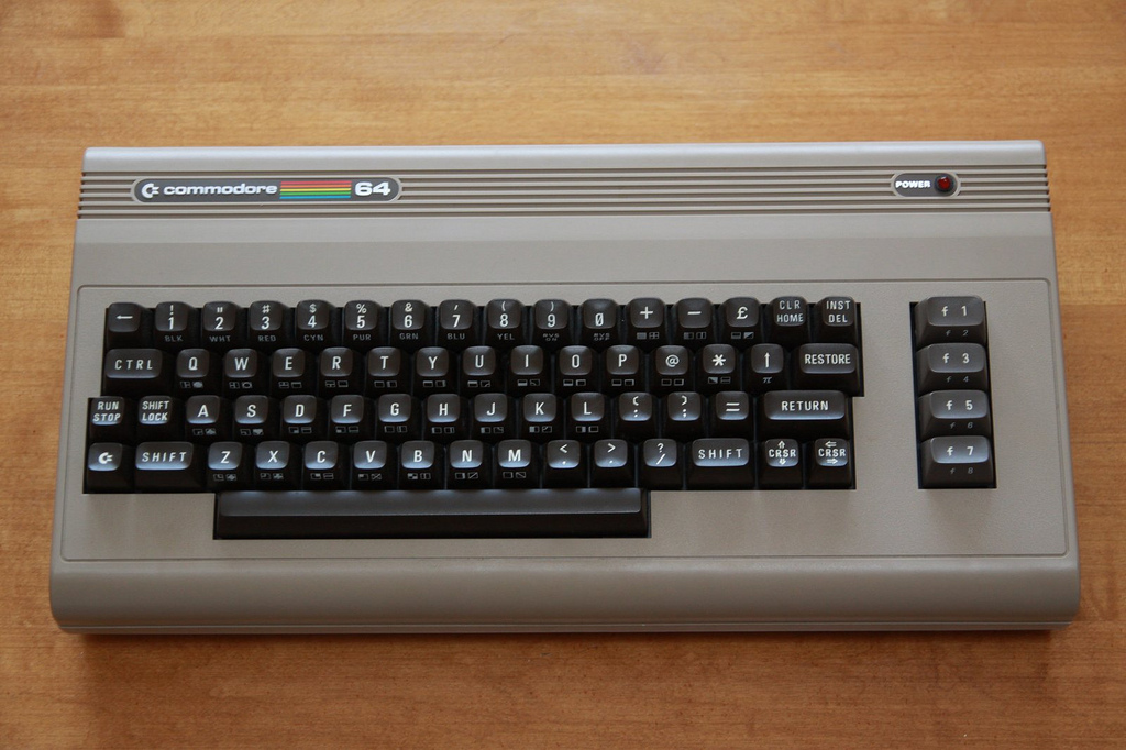 Commodore 64!