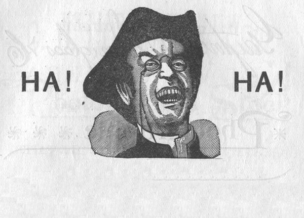 "Quaker ""Ha Ha"" Guy [Blank]"