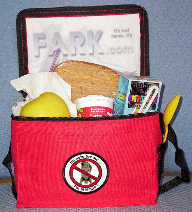 Fark.com Photoshop: Fark-themed Lunchbox