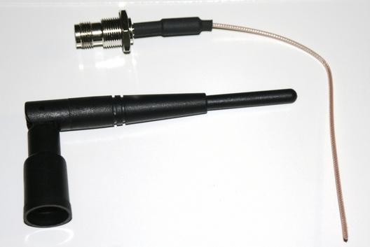 New Antenna for WRTSL54GS