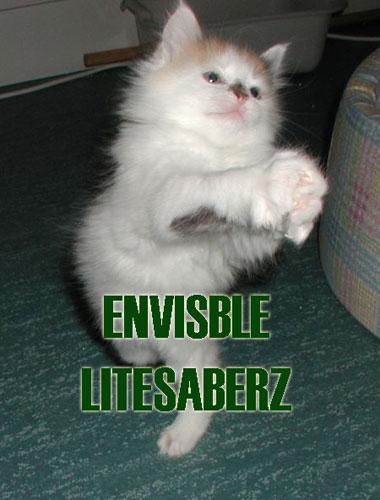 Envisible Litesaberz