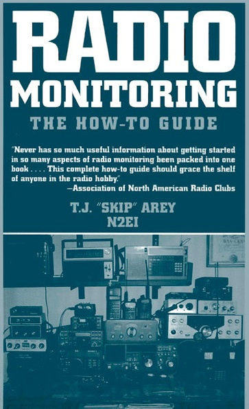 """Radio Monitoring: The How-To Guide"" (re-)Released Under CC Licence"